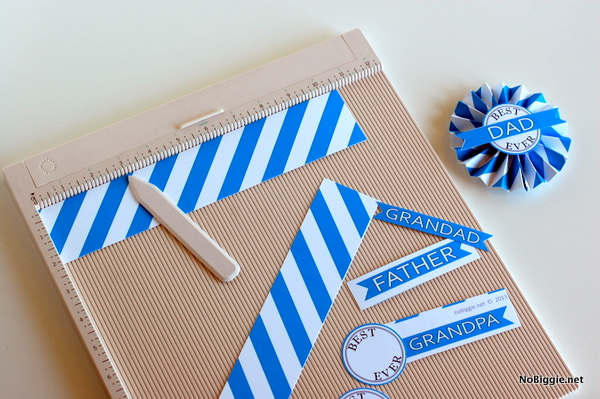 Father's Day gift topper - (free printable)  NoBiggie.net