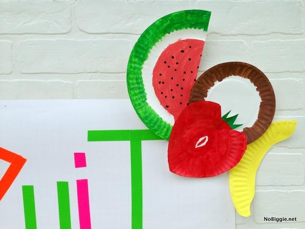 cut fruit decorations for a fruit ninja party | NoBiggie.net