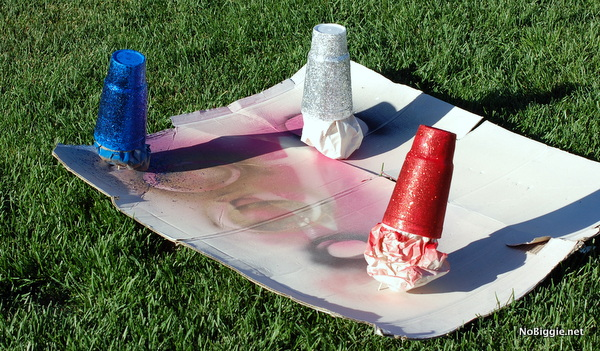 make festive cups for the 4th tutorial step 3 | NoBiggie.net