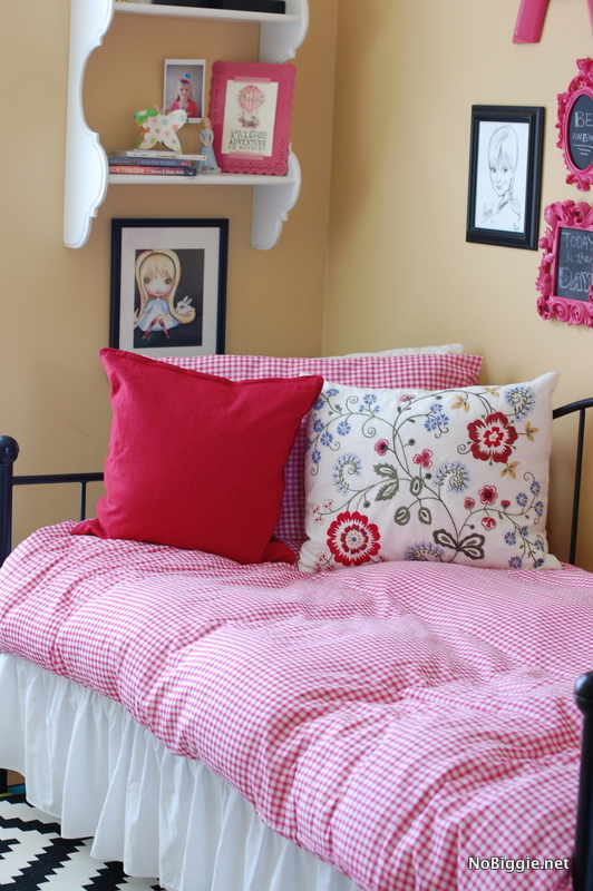 simple gingham bedding - NoBiggie.net