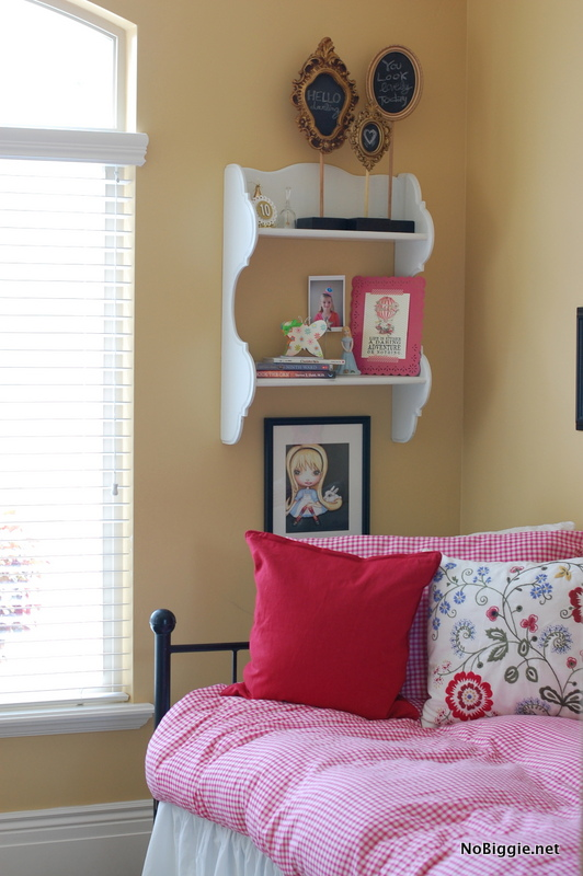 simple girl's room decor - Nobiggie.net