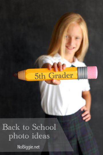 Back to School photo ideas 2013
