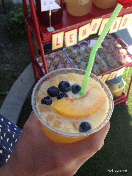 peach lemonade | NoBiggie.net