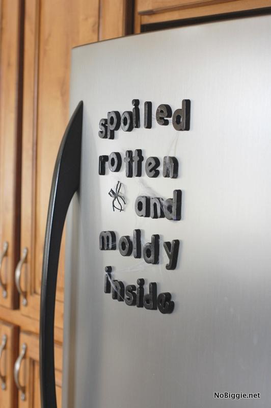 Halloween fridge magnets | NoBiggie.net