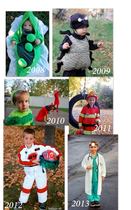 Aiden's costumes - NoBiggie.net