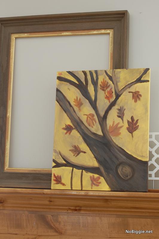 Fall painting - NoBiggie.net