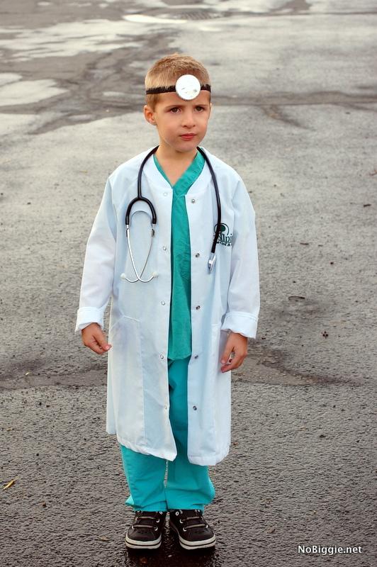 boy doctor costume - NoBiggie.net