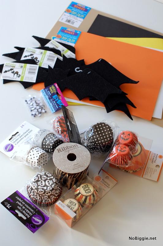 Halloween craft supplies - NoBiggie.net