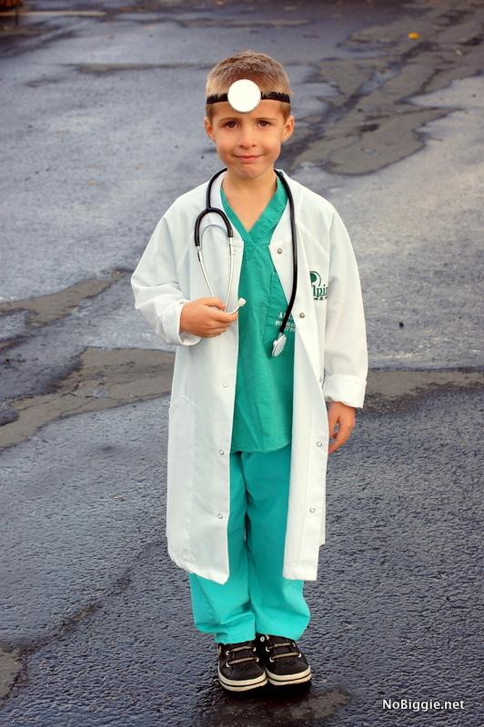 doctor costume - NoBiggie.net