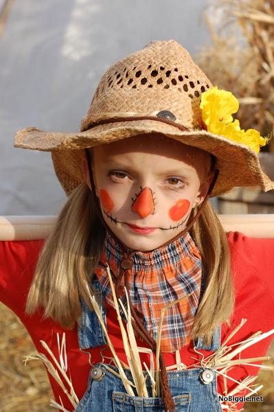 scarecrow makeup - NoBiggie.net