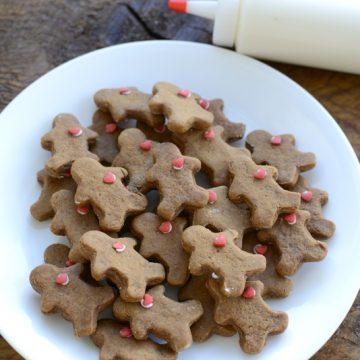 Super Soft Gingerbread Cookie dough recipe   NoBiggie.net