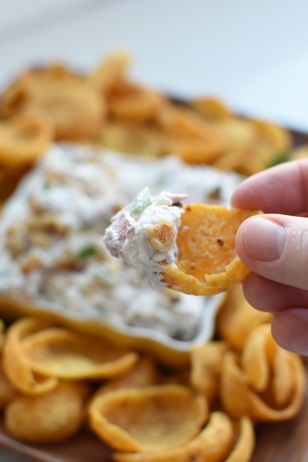 chipped beef dip with fritos   NoBiggie.net
