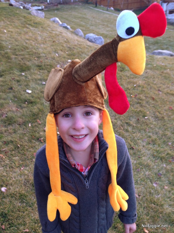 my little turkey - NoBiggie.net