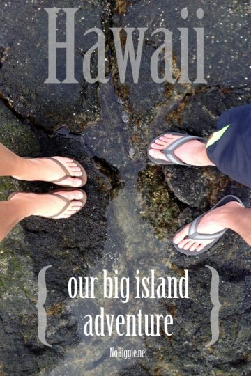 Our Big Island of Hawaii Adventure