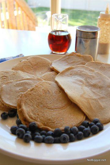 Message Pancakes