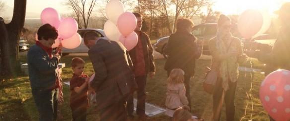 pink balloons to heaven - NoBiggie.net
