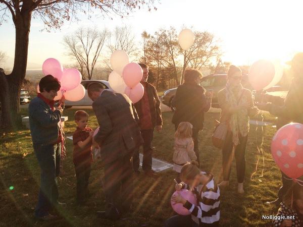 Celebrating Afton's birthday (2 years)
