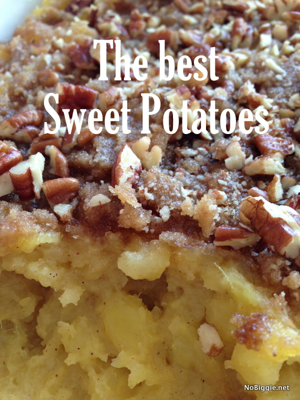 the best sweet potatoes - NoBiggie.net