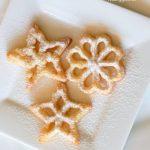 Christmas rosette cookies | NoBiggie.net