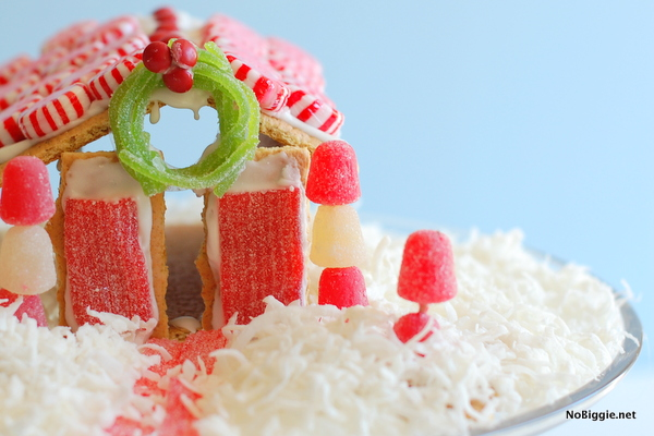 Gingerbread House making tips - NoBiggie.net