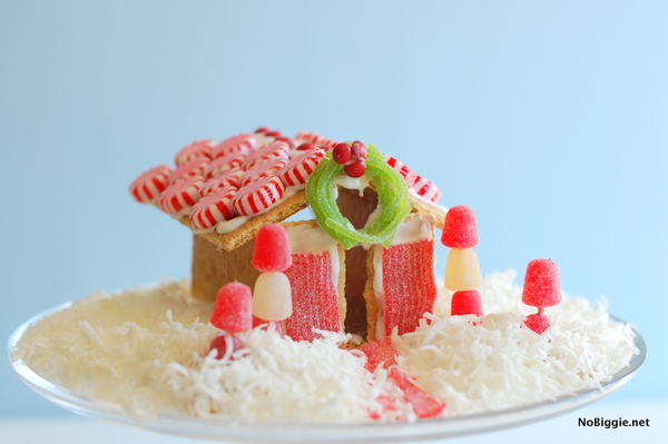 Gingerbread house ideas and tips - Nobiggie.net