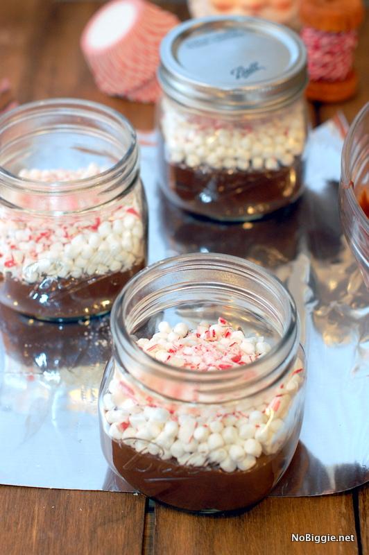 Hot Chocolate in a Jar recipe | NoBiggie.net