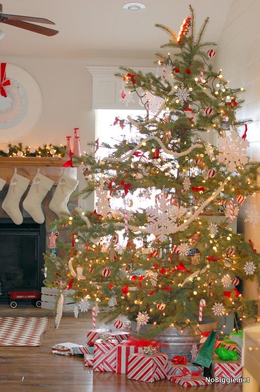 Merry Christmas tree - NoBiggie.net