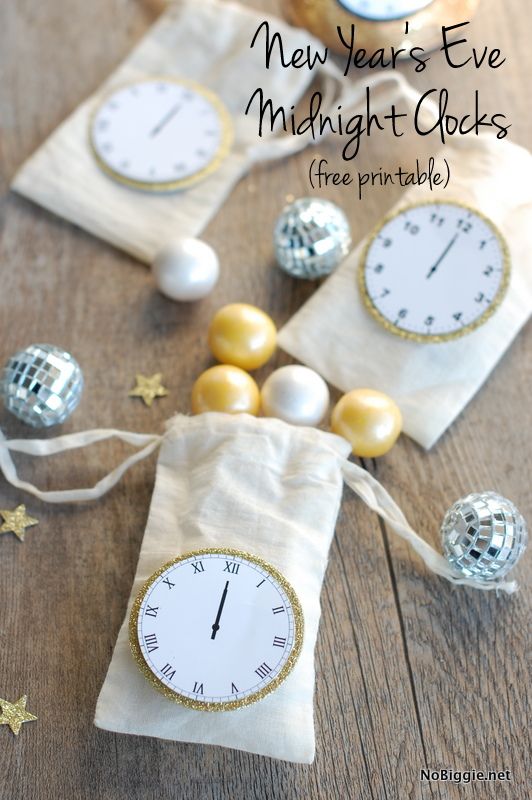 party favors to Celebrate New Years Eve with this free printable ...