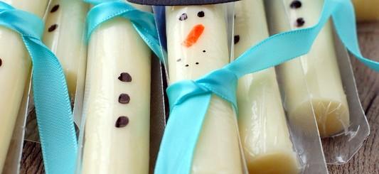stringcheese snowmen - NoBiggie.net