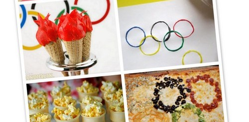 20+ kid friendly ideas to celebrate the Olympics