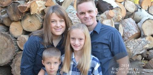 2014 Bigler Family