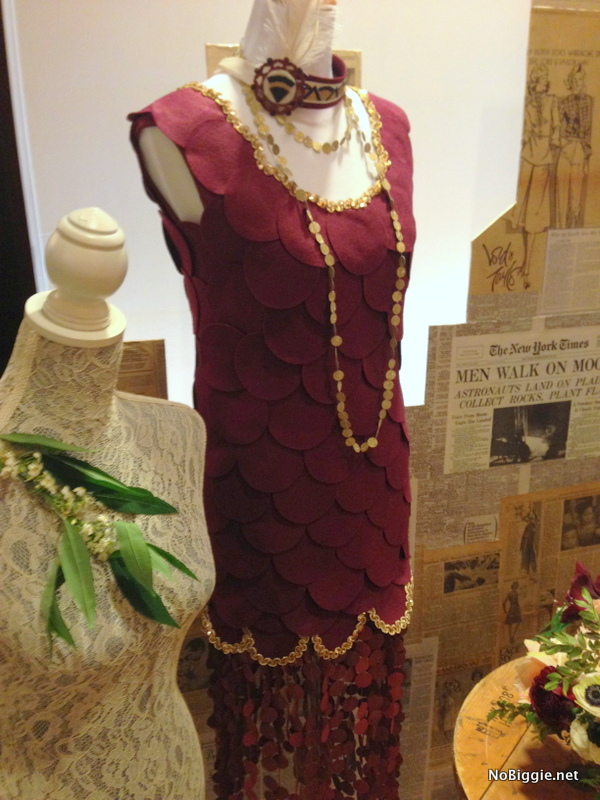DIY dress at the Cricut Explore launch party