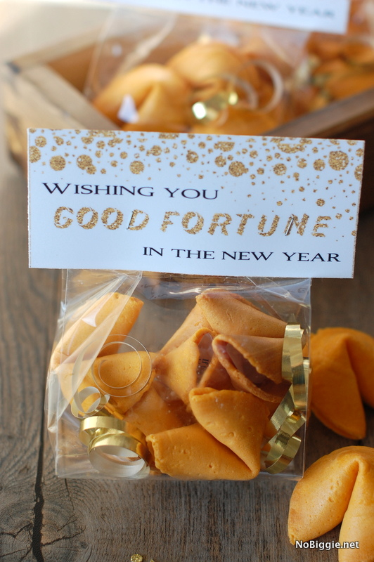 Good Fortune (cookie) printable - NoBiggie.net