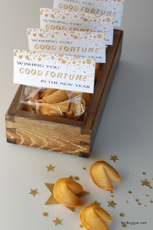 Wishing you good fortune in the New Year | NoBiggie.net