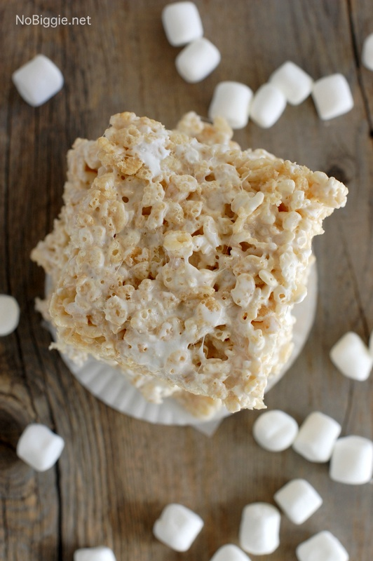 all the tips for perfect rice krispie treats everytime - NoBiggie.net