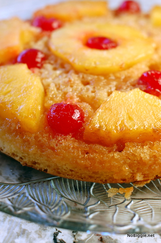 Easy Pineapple Upside Down Cake Using Fresh Pineapple