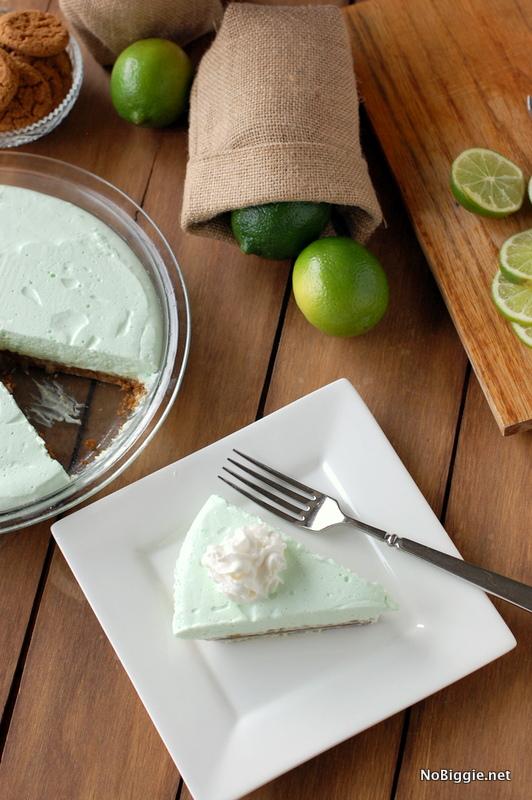 ginger lime torte - NoBiggie.net