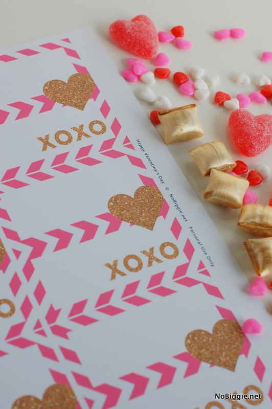 pop up heart Valentines via NoBiggie.net (free printable)