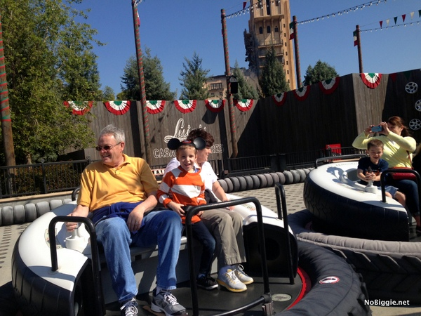 CarsLand - Disneyland 2014 trip - NoBiggie.net