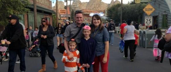 CarsLand Disneyland 2014 trip - NoBiggie.net