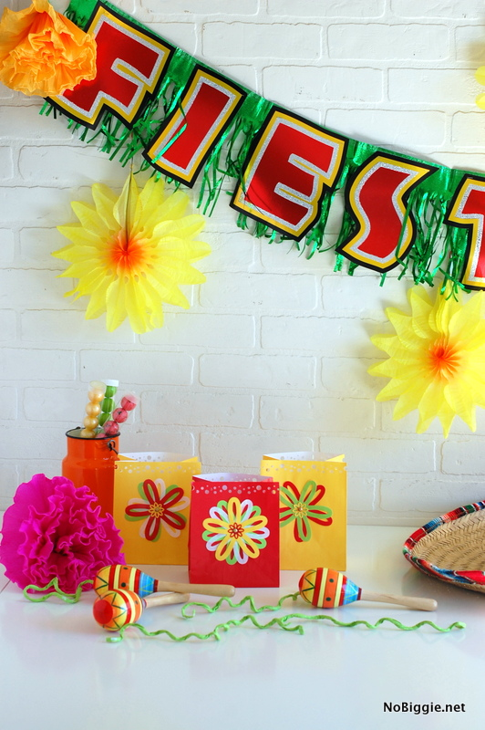 Cinco De Mayo fiesta ideas | NoBiggie.net