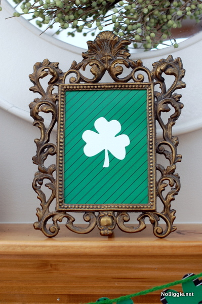 St. Patrick's Day frameables