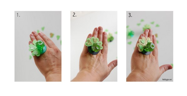 Vote for your favorite shamrock ring - NoBiggie.net