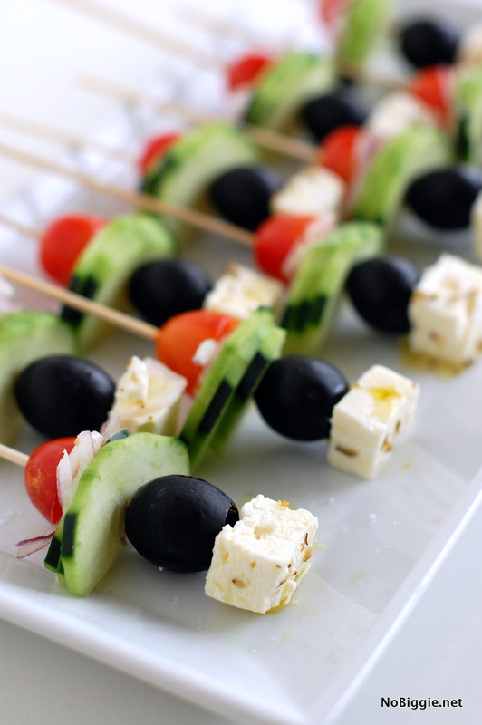 Chicken caesar salad on a stick besides Moscato Strawberries furthermore Pizza Pasta Salad 92161 besides New Years Eve Appetizers Party Food Ideas further Mini Cucumber Smoked Salmon Appetizer Bites. on oscar party appetizer recipes