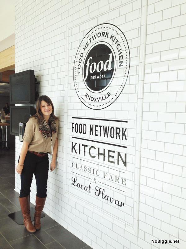 in the food ntework kitchen - NoBiggie.net