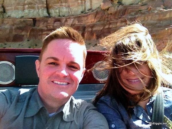 wind in your hair - Radiator Springs Racers -Disneyland 2014 trip - NoBiggie.net