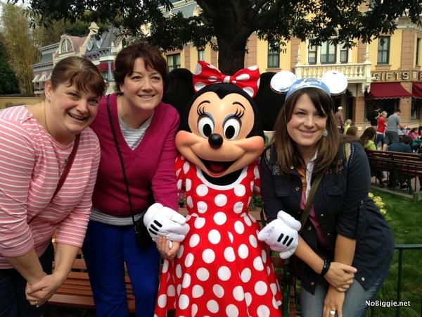 with minnie! NoBiggie.net