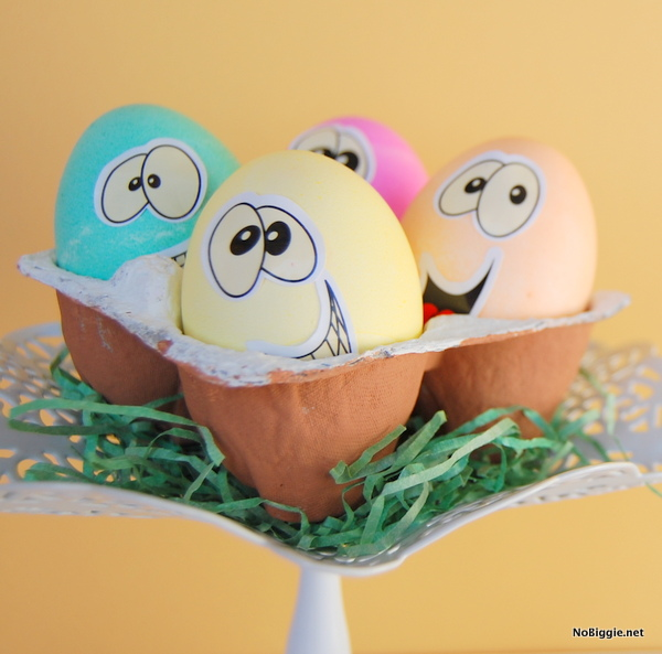 20+ Easter Ideas on NoBiggie.net