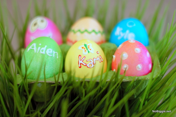 20 fun ideas for Easter - NoBiggie.net