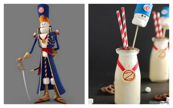 Marshal Mallow + the Marshal Mallow Milkshake | NoBiggie.net
